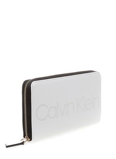 Calvin Klein Cüzdan Beyaz